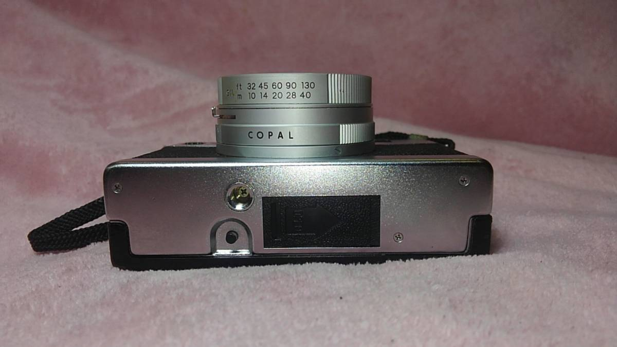【YASHICA】 YASHINON-DX ELECTRO35 MC フィルムカメラ ヤシカ エレクトロ ジャンク 【19/11 C-3 m】_画像6