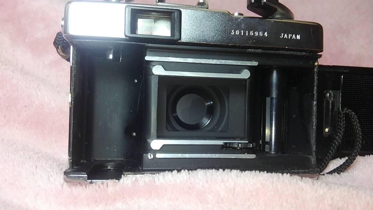 【YASHICA】 YASHINON-DX ELECTRO35 MC フィルムカメラ ヤシカ エレクトロ ジャンク 【19/11 C-3 m】_画像10