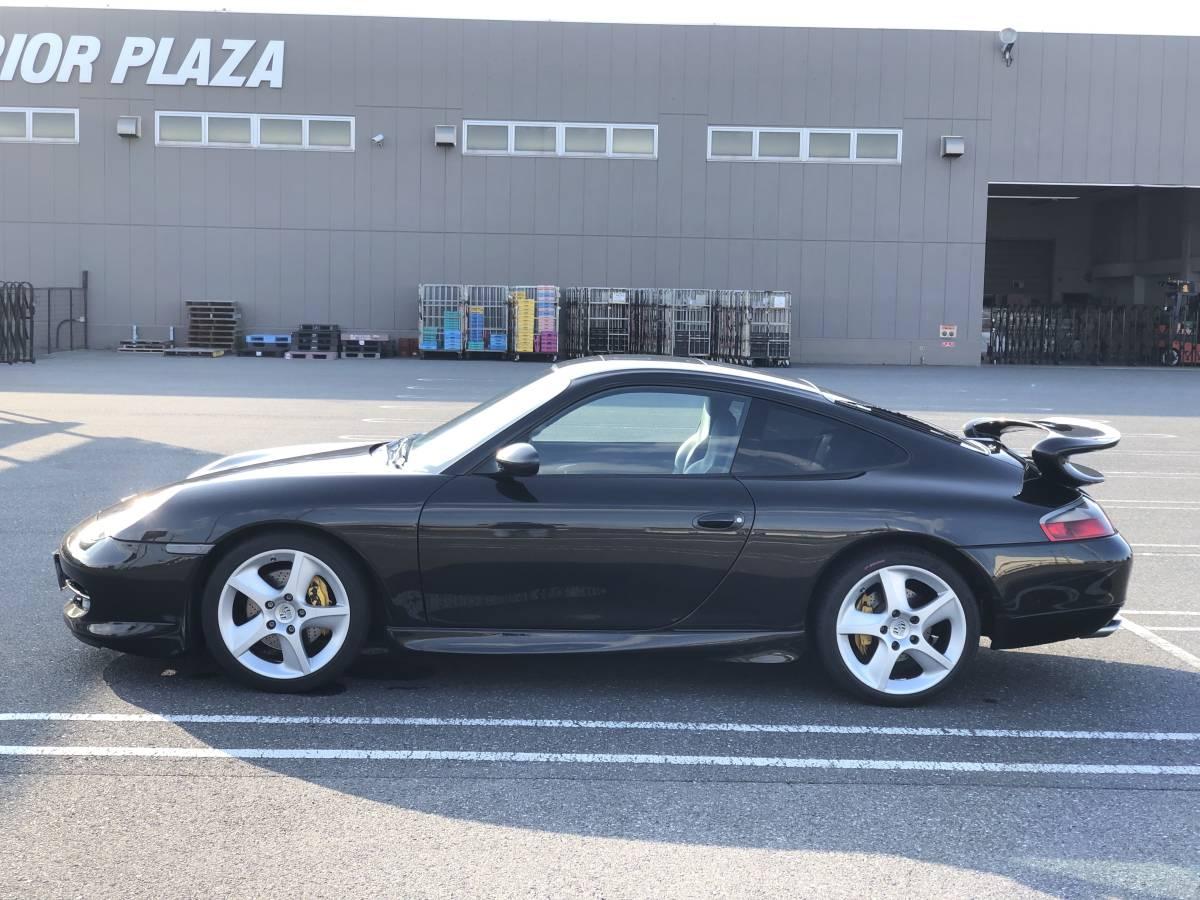 ポルシェ 911 カレラ 996 MT マニュアル GT3仕様 車検2020年7月_画像3