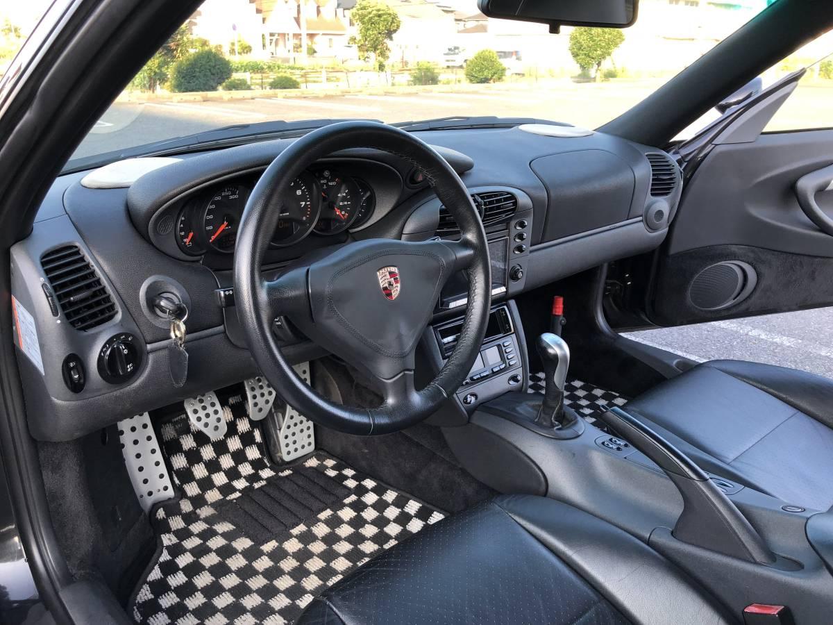 ポルシェ 911 カレラ 996 MT マニュアル GT3仕様 車検2020年7月_画像7