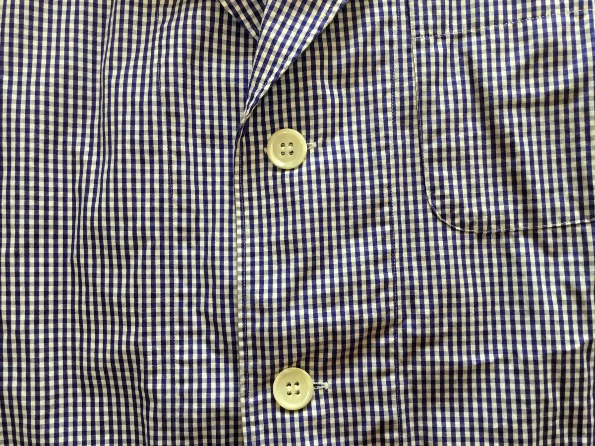 コムデギャルソンオムプリュス シャツジャケット 美品です。_画像6