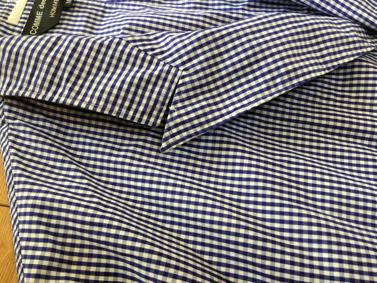 コムデギャルソンオムプリュス シャツジャケット 美品です。_画像5
