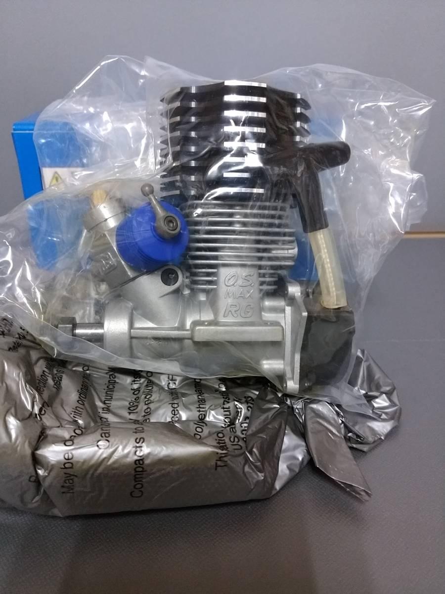U37☆生産終了希少品☆未使用新品☆ O.S.ENGINE  1/8オフロードレーシング用エンジン MAX 21RG-X 13614