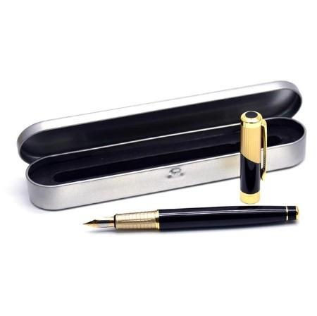 B572 レトロデザイン 万年筆 インクペン 0.5 ミリメートル ペン先 オフィス スクール 文具ギフト 高級ペン ビジネス_画像1