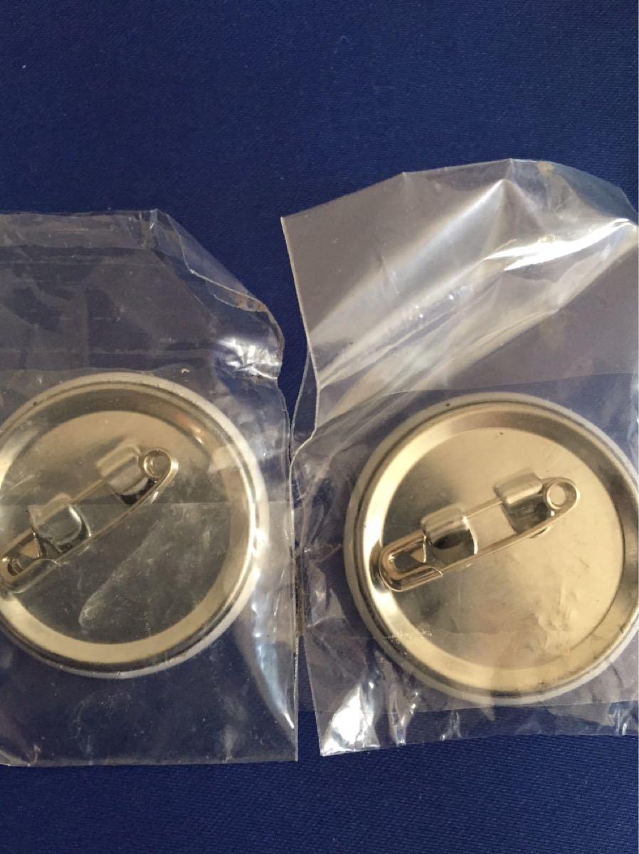 非売品ディズニーアンバサダー缶バッジ