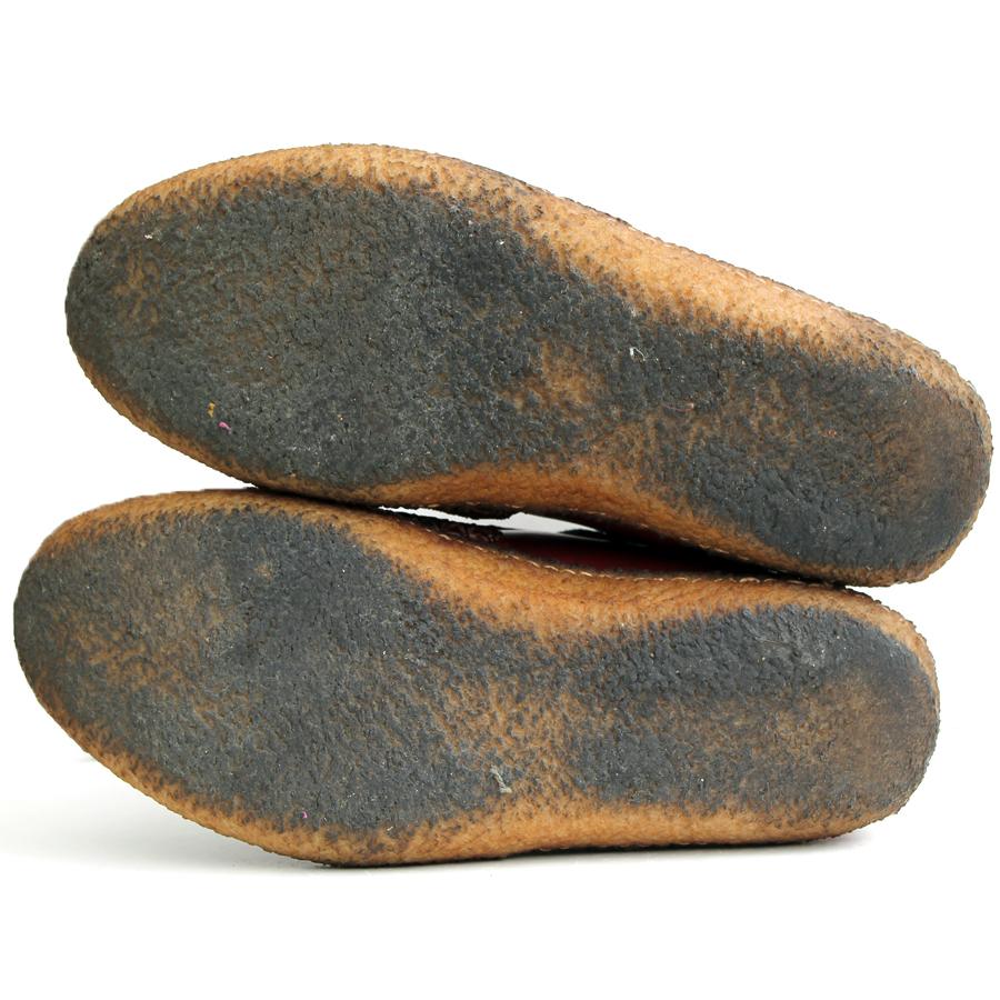 良品・イタリア製★Punto Pigro プントピグロ ジャーナルスタンダード★ワークブーツ 41≒25.5cm ショートブーツ マウンテンブーツ p r-534_画像5