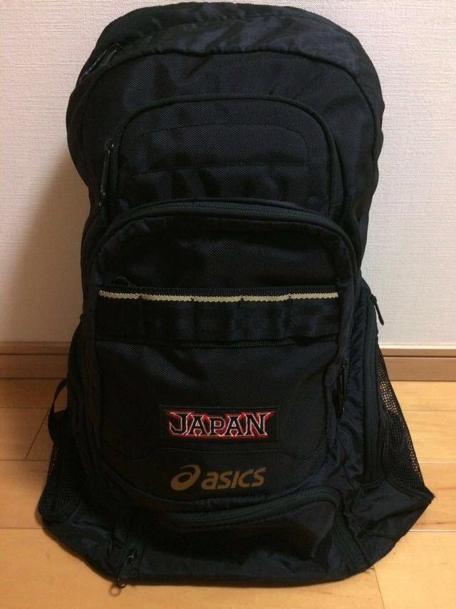 女子 バスケットボール日本代表 選手支給品 リュック バックパック 選手実使用