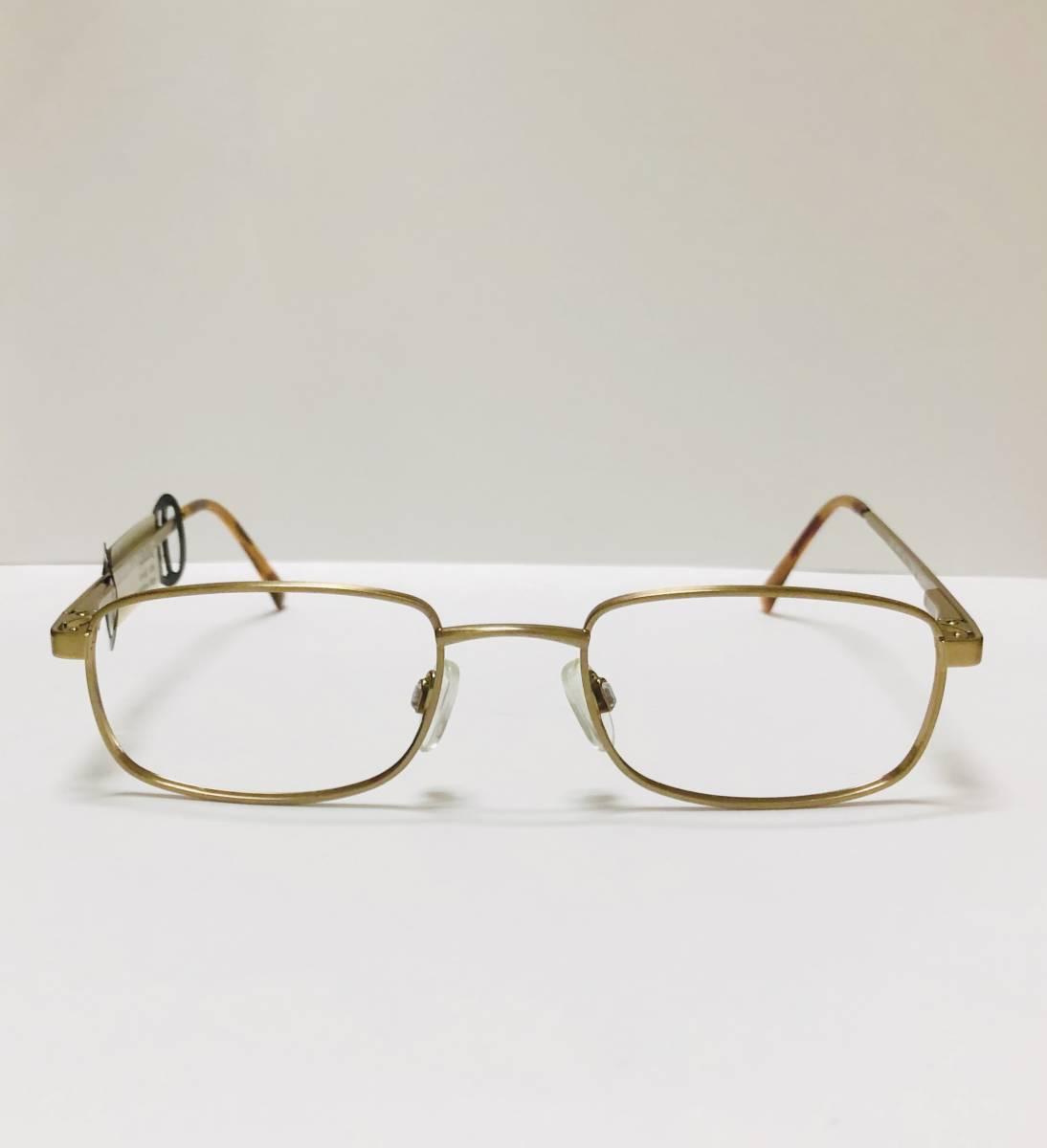 【1980年代・新品】 TITMUS 米国製 希少 鼈甲柄 タグ付き メガネ ビンテージ ヴィンテージ_画像1