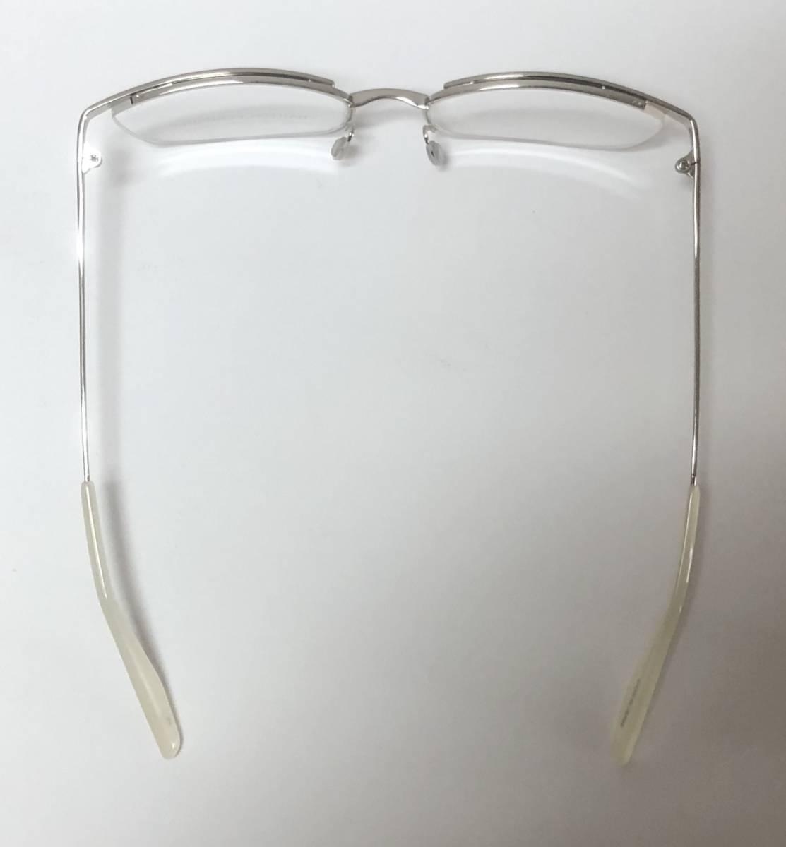定価85800円 新品) 上流階級 バートンペレイラ ミア Barton Perreira 極上品 純正メガネ 付属品付き 日本製 米国ブランド_画像6