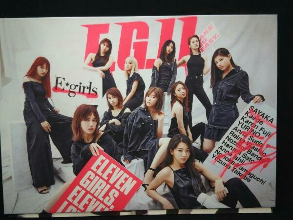 E-girls CD E.G.11(初回生産限定盤)(2DVD付)_画像1