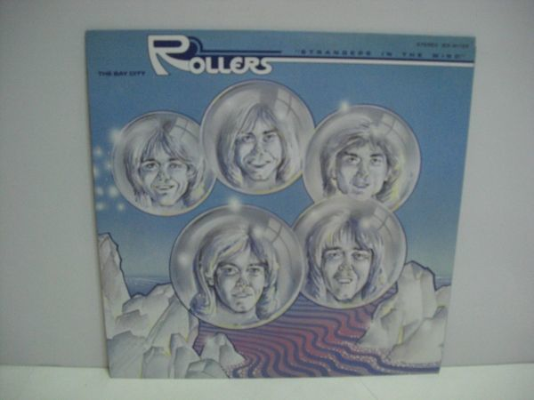 ★ Bay City Rollers / wind of the Stranger / LP ★