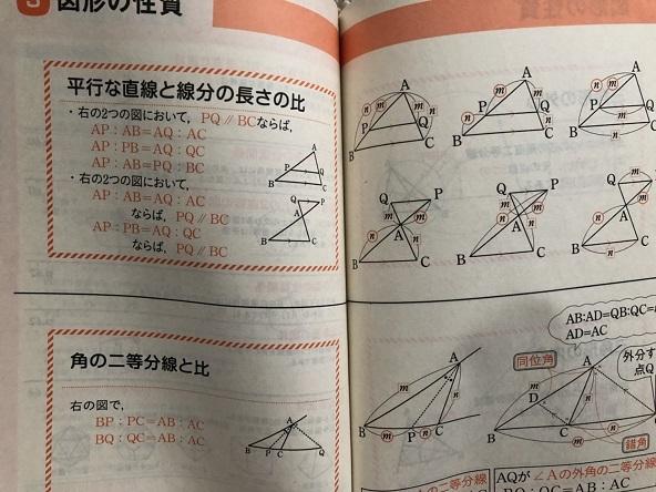 進研ゼミ高校講座「定期テスト必勝暗記BOOK 数学A」~ベネッセ~_画像2