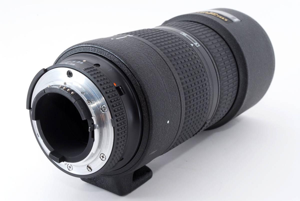 ☆明るい大人気ズーム☆ Nikon AI AF ZOOM NIKKOR 80-200mm F2.8D ED マークIII ニコン オートフォーカス ズーム レンズ LENS F2.8 D MK3_画像5
