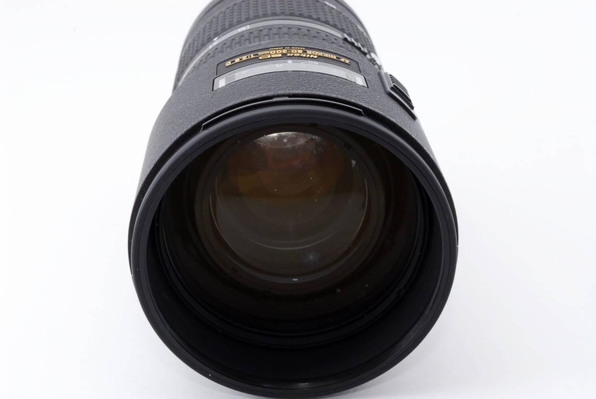 ☆明るい大人気ズーム☆ Nikon AI AF ZOOM NIKKOR 80-200mm F2.8D ED マークIII ニコン オートフォーカス ズーム レンズ LENS F2.8 D MK3_画像3