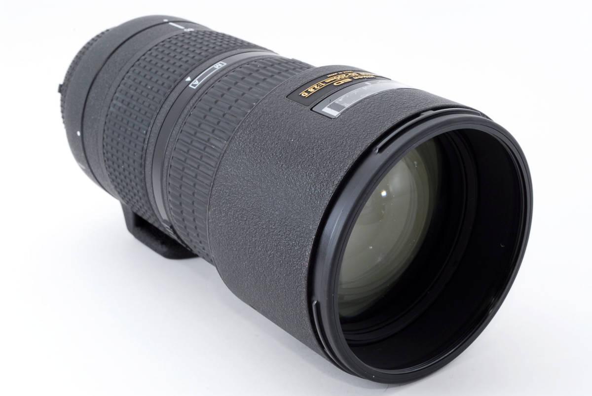 ☆明るい大人気ズーム☆ Nikon AI AF ZOOM NIKKOR 80-200mm F2.8D ED マークIII ニコン オートフォーカス ズーム レンズ LENS F2.8 D MK3_画像4