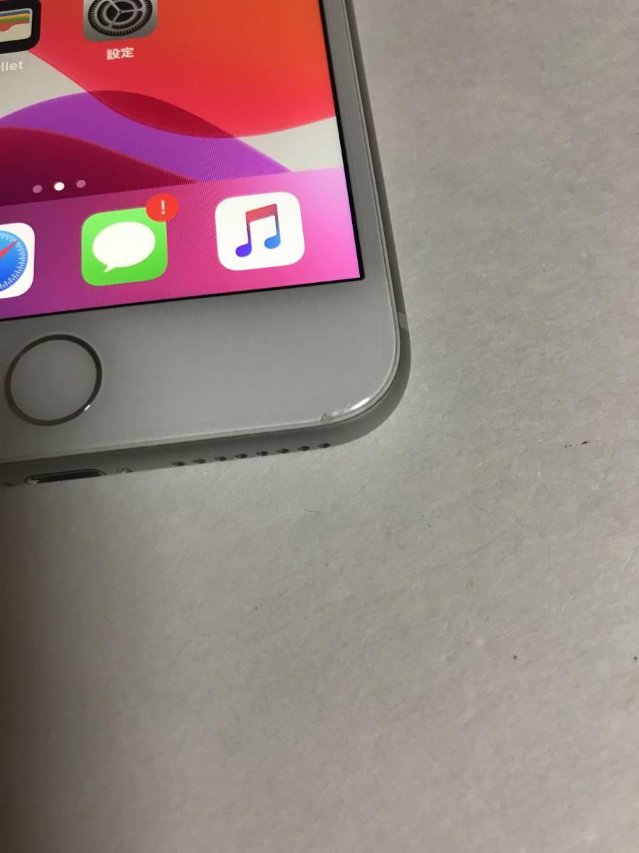 【電池良好】 SIMフリー iPhone8 Plus 256GB Silver iPhone8プラス_画像4