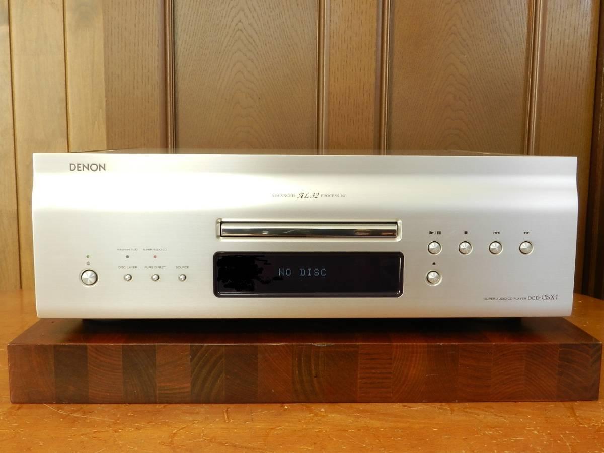 DENON DCD-SX1//SACD/CDプレーヤー 動作確認済み品.極美品//発売価格¥594.000