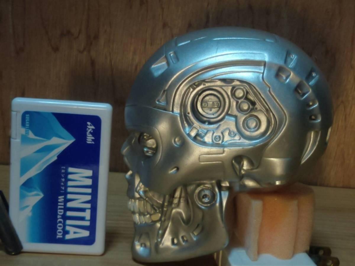 ターミネーター T-800 エンドスカル(新起動 ジェニシス 1/2サイズ ブルーレイオマケ) 検:Terminator Dark Fate エンドスケルトン_参考:商品では無い,同品,首が付いてない