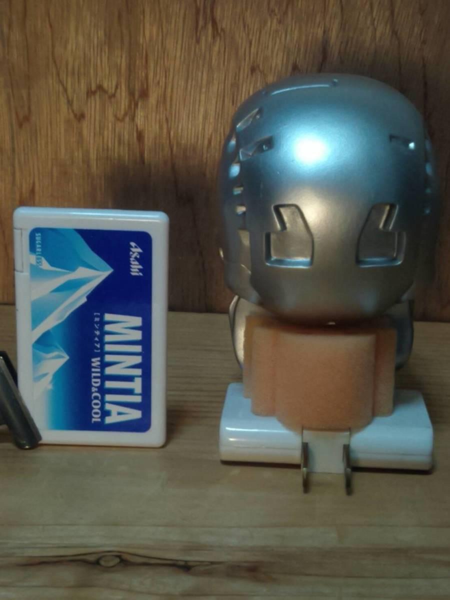 ターミネーター T-800 エンドスカル(新起動 ジェニシス 1/2サイズ ブルーレイオマケ) 検:Terminator Dark Fate エンドスケルトン_ミンティアの箱は大きさの参照に