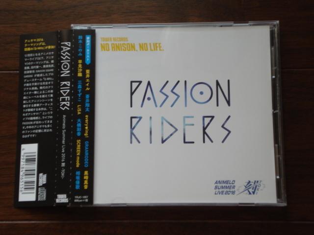 ヤフオク! - 即決 送料無料 PASSION RIDERS Animelo Summer L...