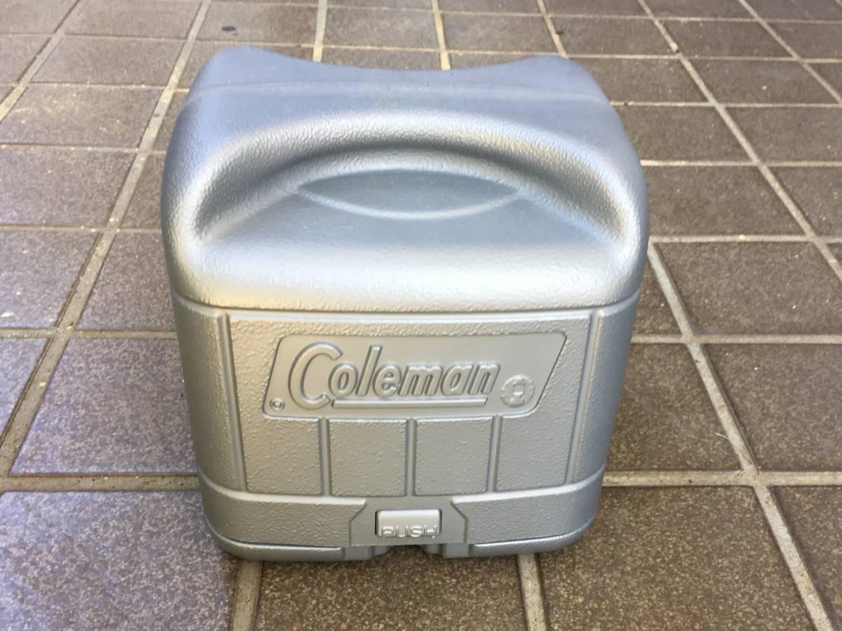 コールマン508 ガソリン シングルストーブ 中古 作動品_画像8