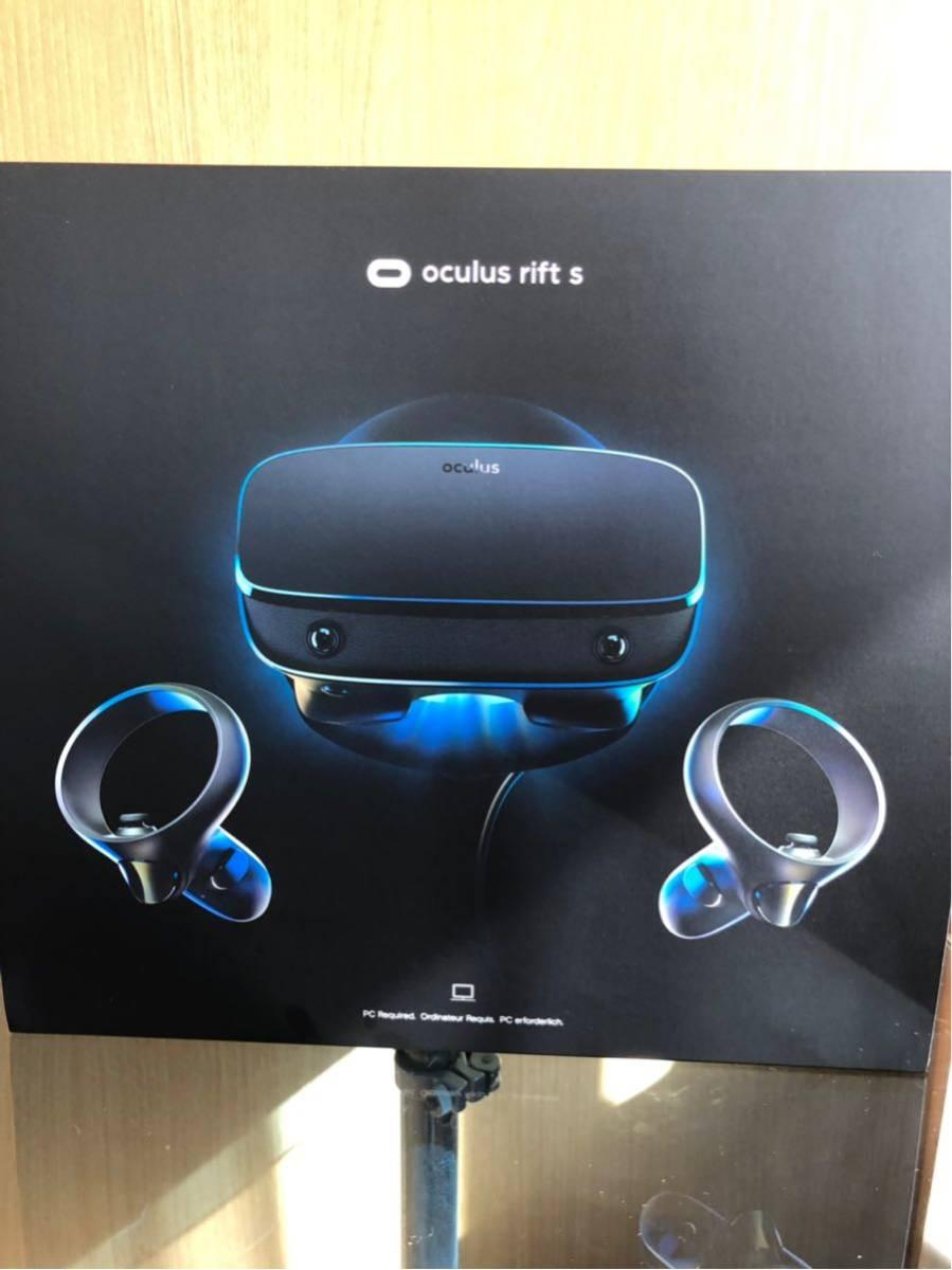 3回使用!オキュラスリフトS VR