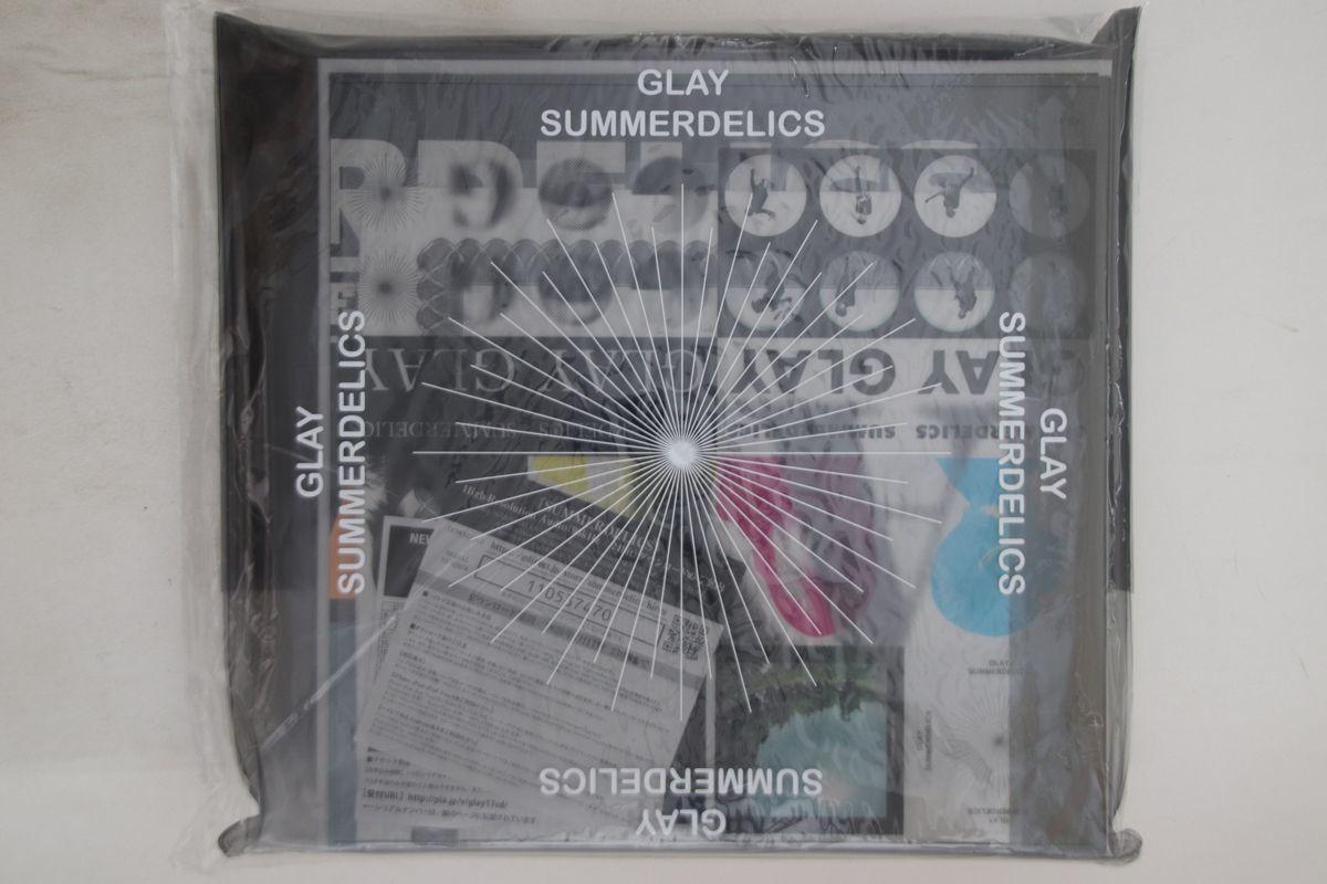 8discs CD Glay Summerdelics G-direct special Edition 4988013390096 LSG /00800_画像1