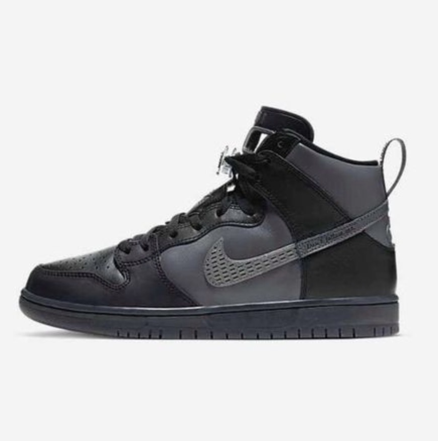 【US10.5/28.5cm】 FPAR x NIKE SB DUNK HIGH PRO PRM QS BV1052-001 WTAPS FORTY PERCENTS AGAINST RIGHTS ダブルタップス ダンク_画像2