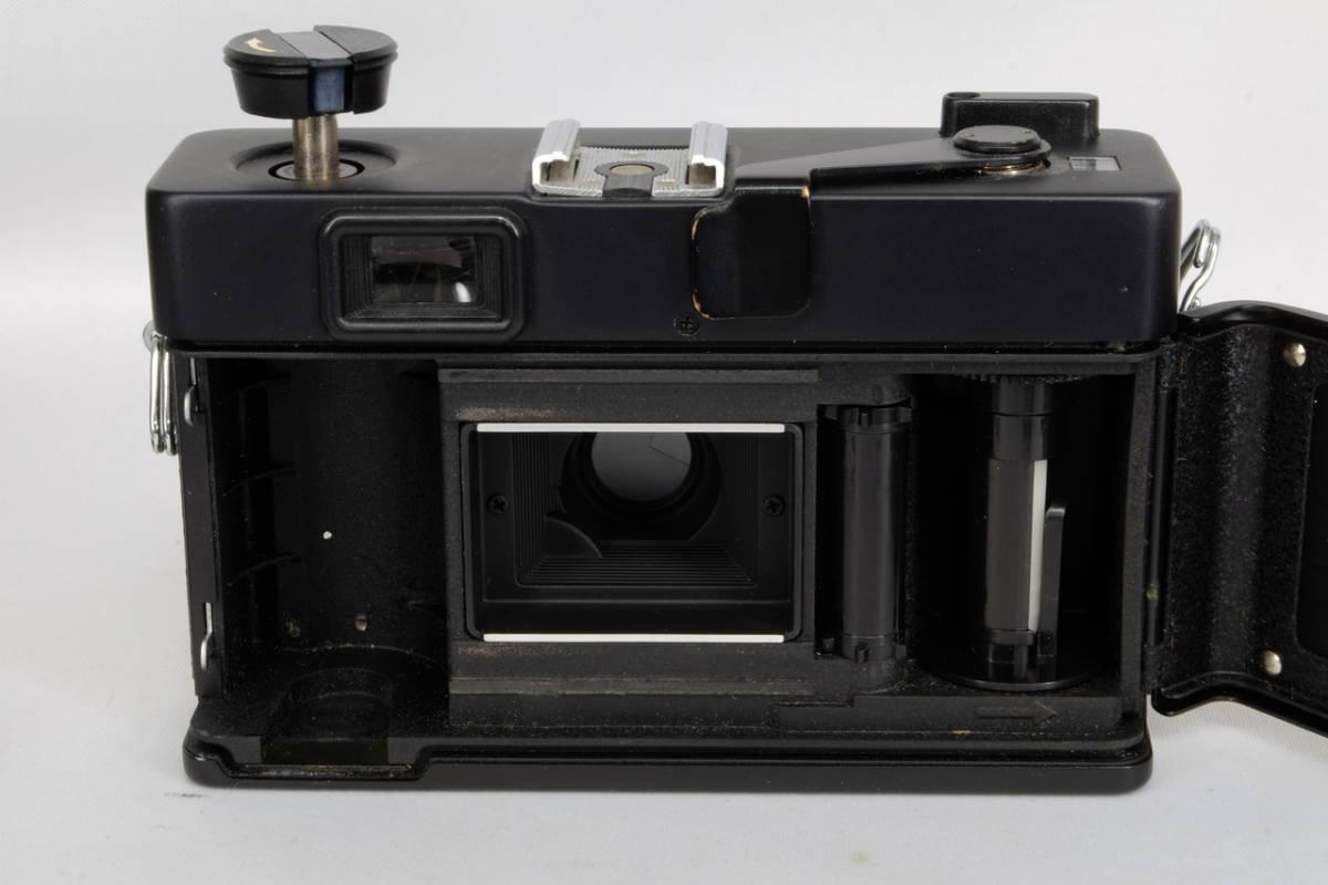 Rollei ローライ コンパクト フィルム カメラ XF35 中古 現状品 ( ローライ35 ローライフレックス コニカC35 ビンテージ オールド_画像3