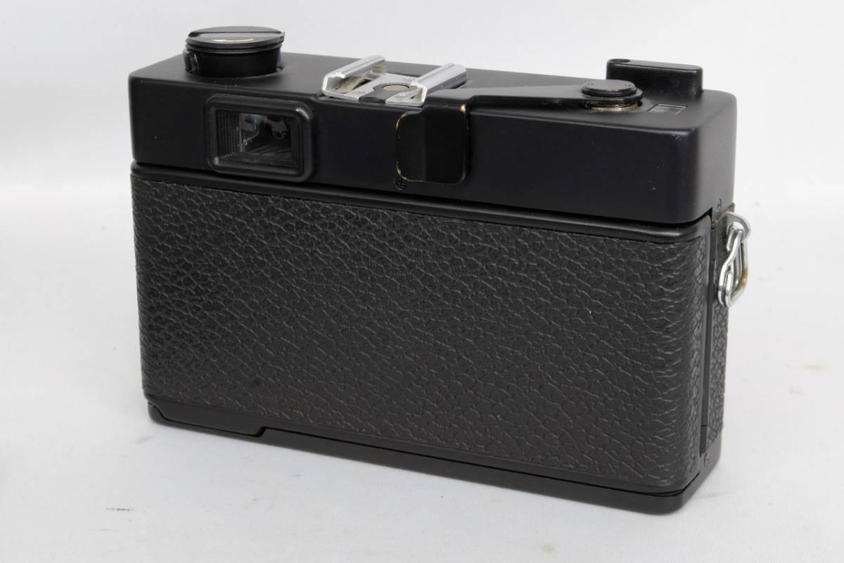 Rollei ローライ コンパクト フィルム カメラ XF35 中古 現状品 ( ローライ35 ローライフレックス コニカC35 ビンテージ オールド_画像2