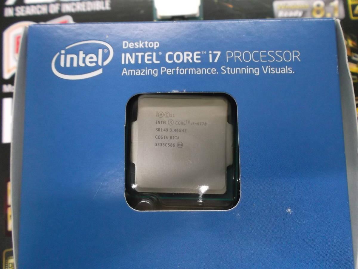 ZALMAN Z9 ASUS H87-PRO Corei7-4770 3.4Ghz Kingston 8Gx2 その他_画像5