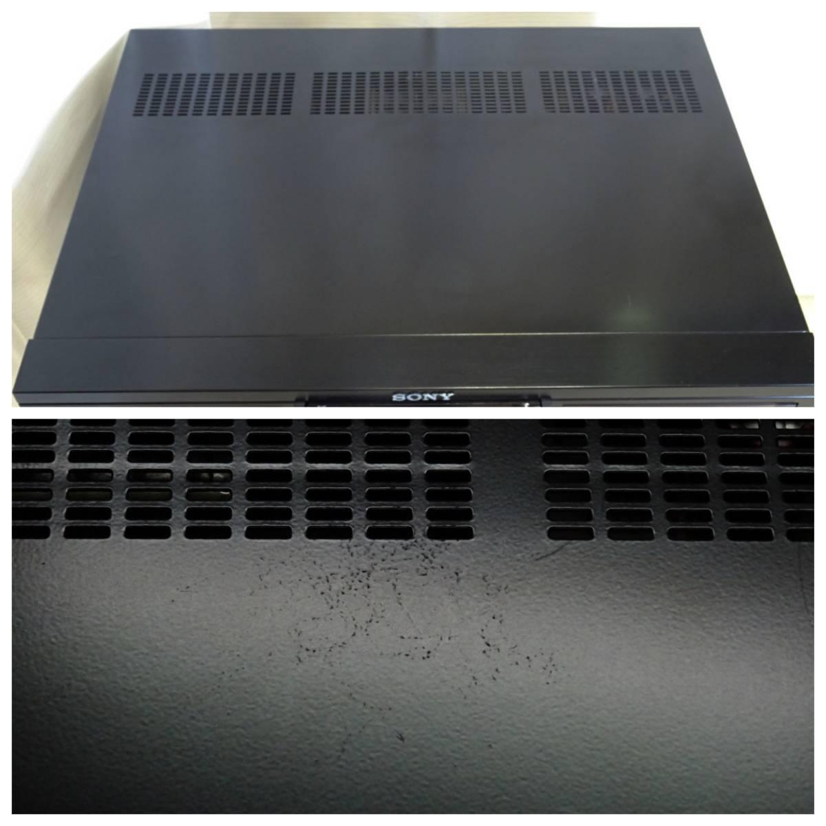 【修理整備品】3ヘッドカセットデッキ SONY TC-K555ESX 完動品_画像3