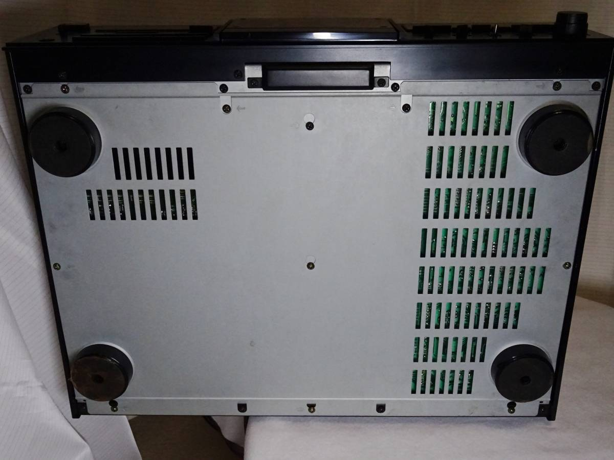 【修理整備品】3ヘッドカセットデッキ SONY TC-K555ESX 完動品_画像5