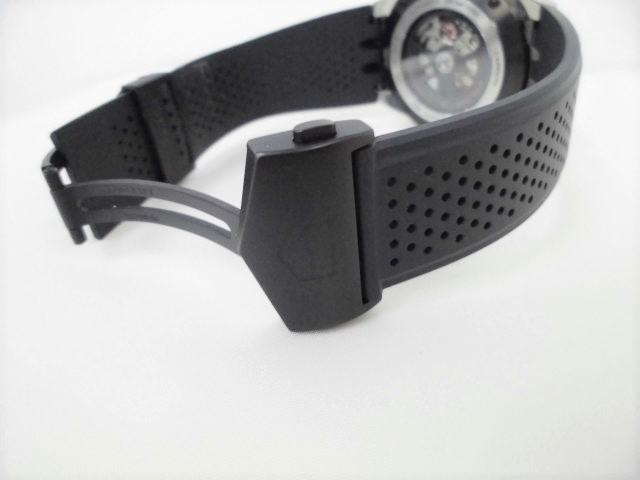 美品☆タグホイヤー腕時計 カレラ HEUER01 メンズ_画像8