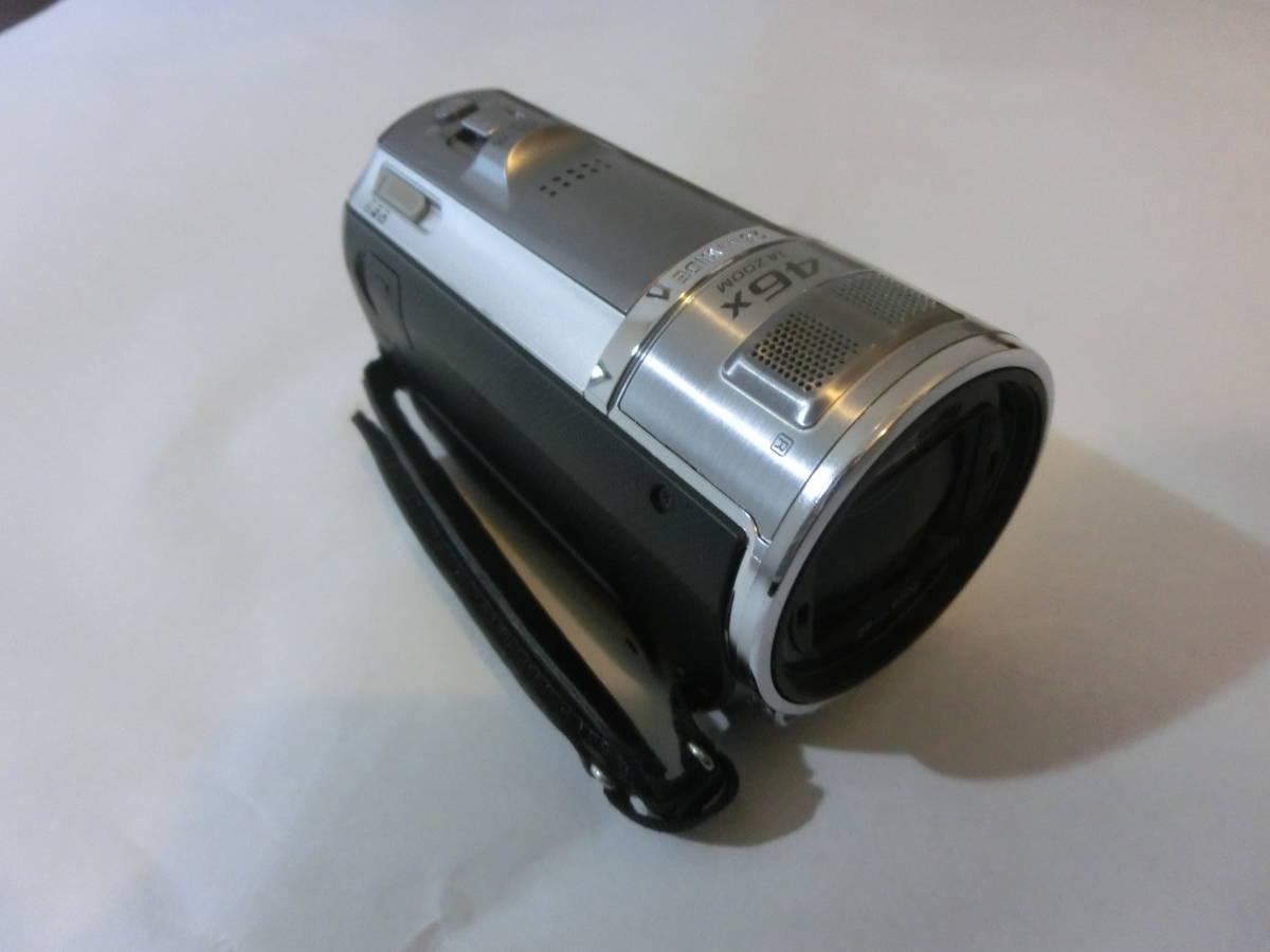 [中古] Panasonic HC-V600M デジタルハイビジョンビデオカメラ_画像4