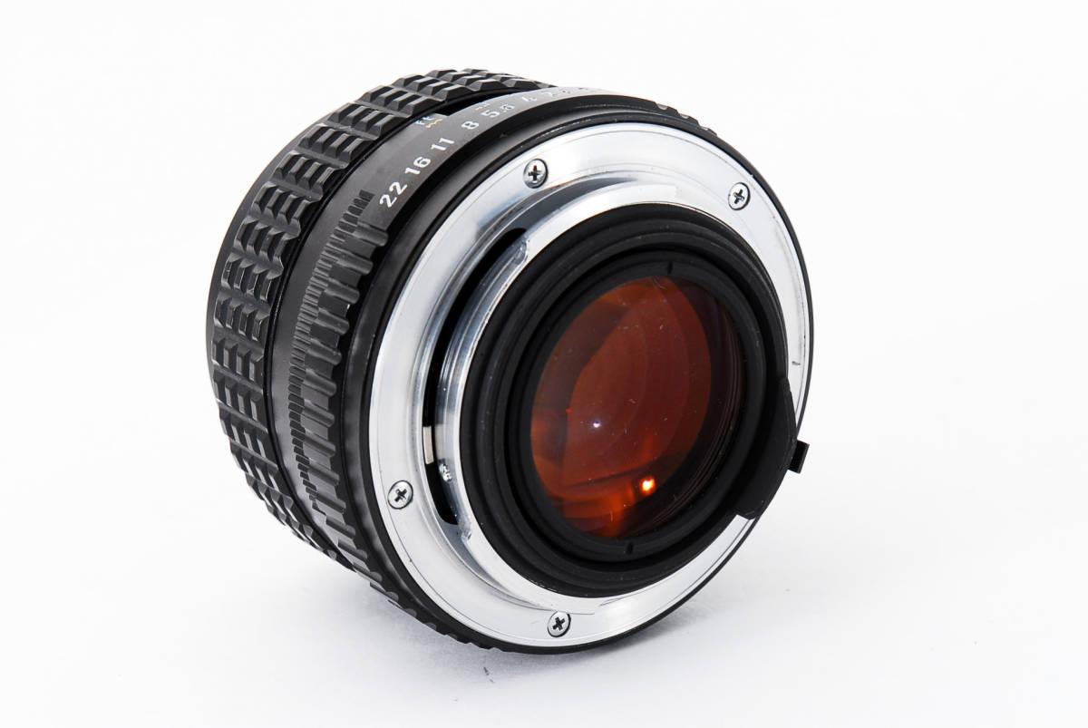 極上品】 PENTAX ペンタックス SMC 50mm F1.4_画像4