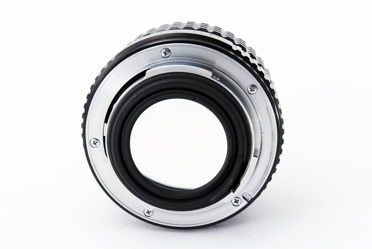 極上品】 PENTAX ペンタックス SMC 50mm F1.4_画像6