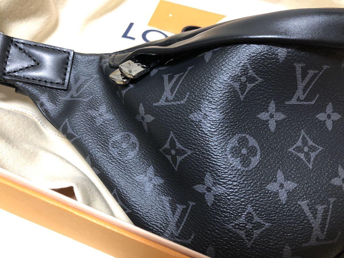 ルイ・ヴィトン ルイヴィトン Louis Vuitton バムバッグ モノグラム エクリプス 新品未使用 付属品完備!