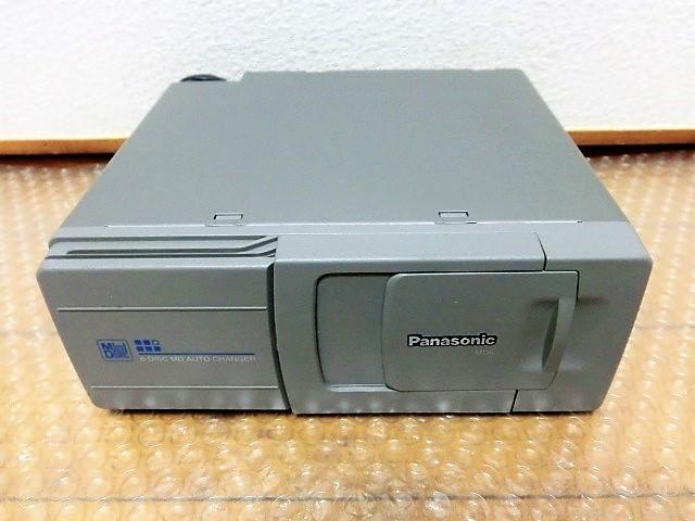 Panasonic CX-MD6D 6 DISC MDチェンジャー 未使用に近い (メーカー希望小売価格(税別):\70,000)_pic 7