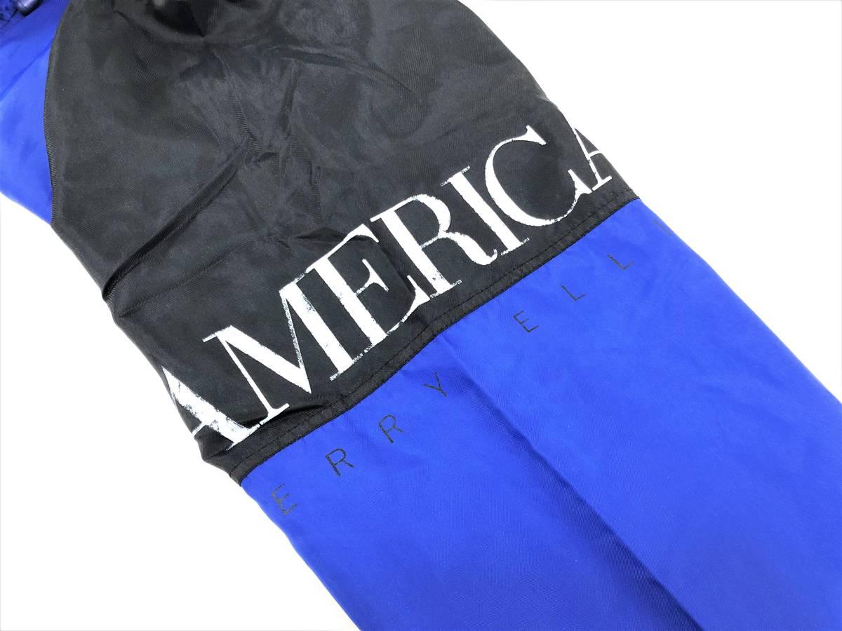 90s PERRY ELLIS AMERICA ペリーエリス ビッグロゴ フーデッドジャケット sizeXXL ビンテージ コーチジャケット アノラック スモック_画像8