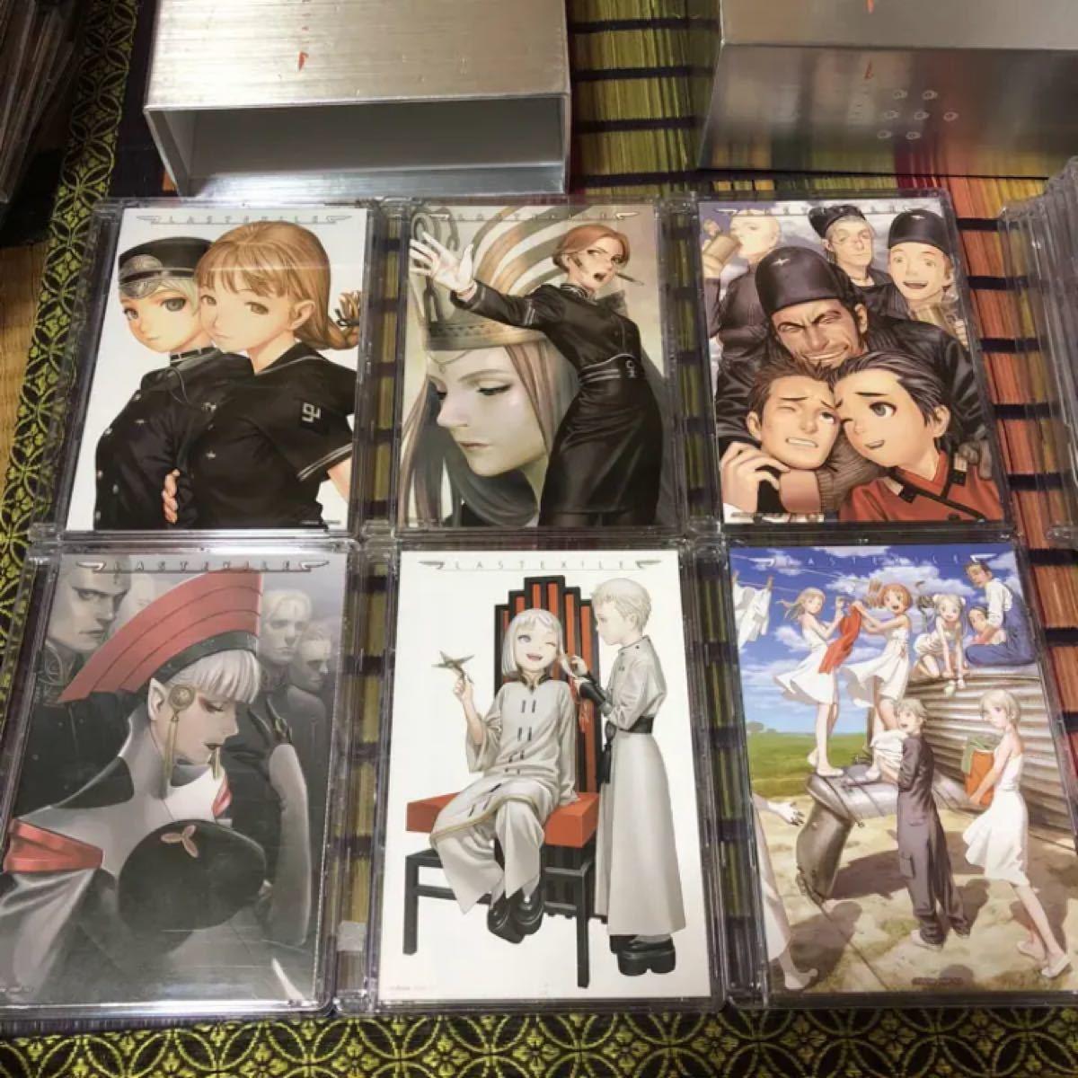 ラストエグザイル DVD-BOX〈初回限定生産・13枚組 〉