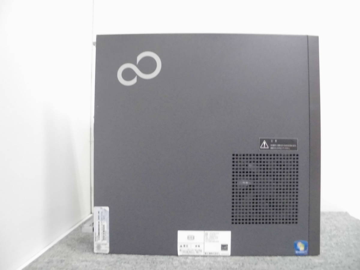 富士通 CELSIUS J510/ Xeon E3-1225/3.1Ghz/4GB/250GB V136_画像5