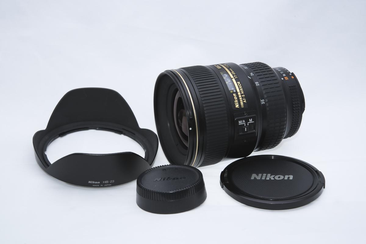 Nikon ニコン AF-S ZOOM-NIKKOR ED 17-35mm F2.8D IF