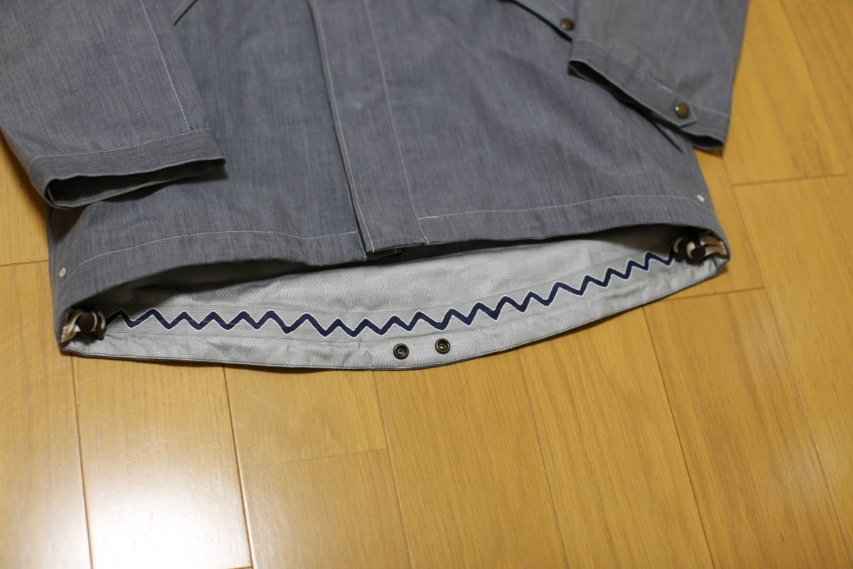 11SS visvim NOMAD JKT 3L GORE-TEX The Fusion Project限定アイテム 超希少 定価10万円 特別タグ仕様_画像3