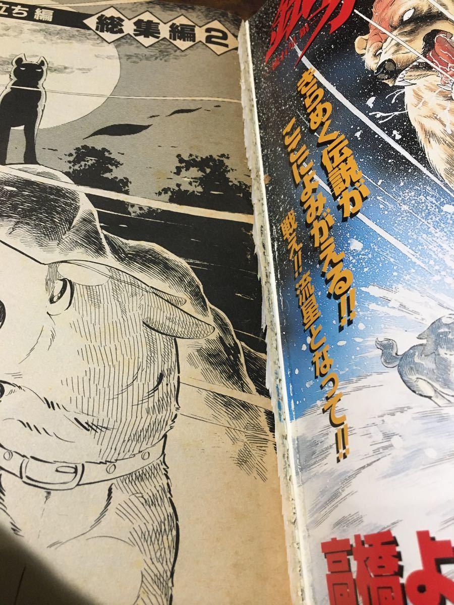 漫画コミック 流れ星 銀 流れ星 銀牙
