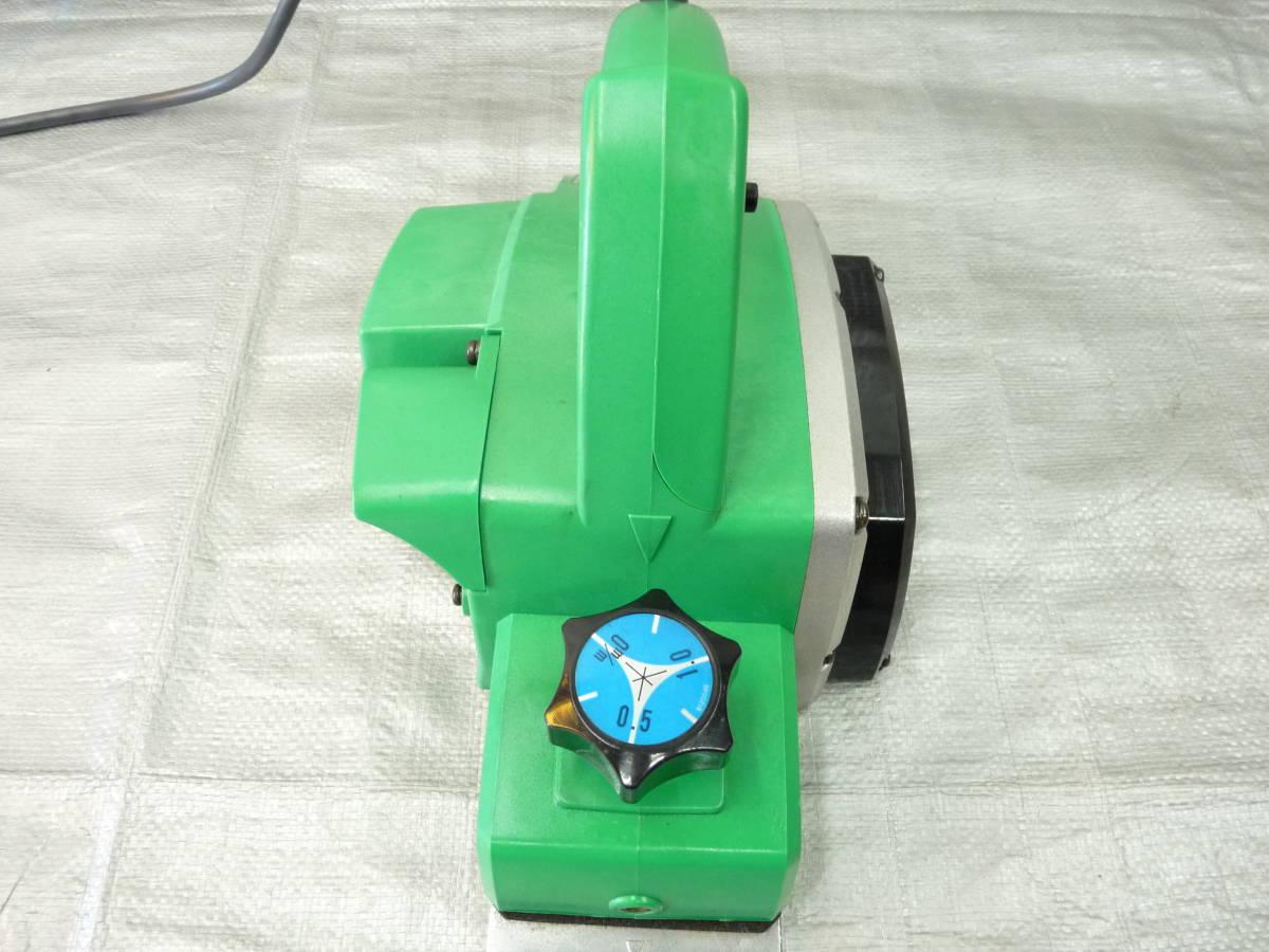 マキタ 中古品 100V 82mm カンナ M1900 作動確認済み 即決税込3000円_画像10