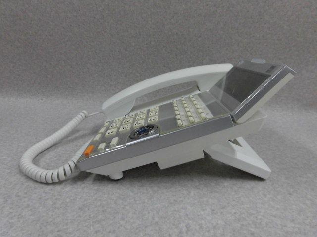 Ω ZM1 エ291) 保証有 SAXA サクサ AGREA HM700 TD615(W) 18ボタン電話機 5台セット 領収書発行可能 動作確認済_画像4