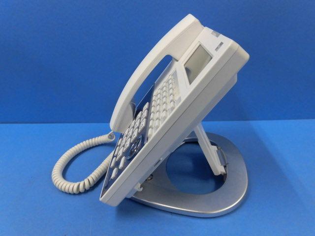 Ω ZM1 エ424) 保証有 NP320(W)(F) サクサ/SAXA IP電話機 IP NetPhone SXⅡ ACアダプタなし 18年製 キレイ 同梱可_画像3
