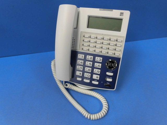 Ω ZM1 エ424) 保証有 NP320(W)(F) サクサ/SAXA IP電話機 IP NetPhone SXⅡ ACアダプタなし 18年製 キレイ 同梱可_画像1