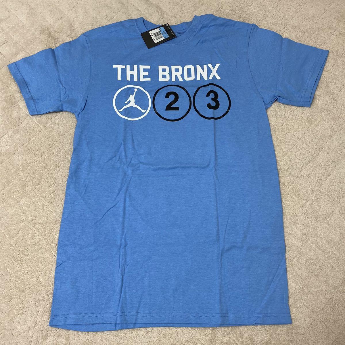 【激レア・即発送可】 NIKE AIR JORDAN NY SUBWAYモチーフTシャツ sizeM エアジョーダン 地下鉄 THE BRONX _画像2